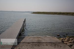 Regina Beach boat launch for resort property owners