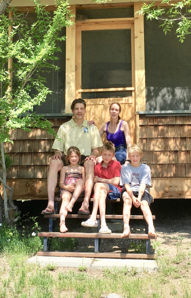 Kimens new Cabin